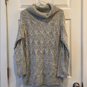 Isabel Maternity Gray Sweater